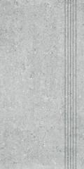 DCPSE661 Cemento šedá schodovka 29,8x59,8x1