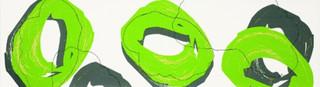Colour pop green lišta 59,3x16,25