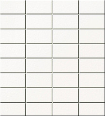 Colour white mozaika 32,7x29,5
