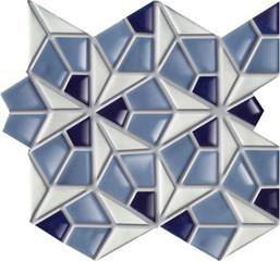 Barcelona mozaika 6A 26,5x29,5