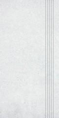 DCPSE660 Cemento sv. šedá schodovka 29,8x59,8x1