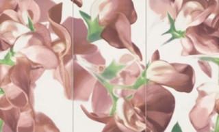Colour bloom carmine inzerto 3prvky 59,3x98,1