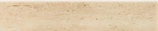 Travertine sokl 2 mat 59,8x11,7