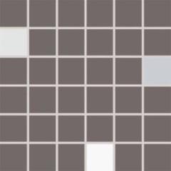 WDM05011 Concept Plus tm.šedá mix mozaika 4,7x4,7 30x30x0,7