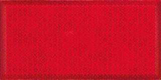WADMB225 Rako 1883 červená obkládačka 19,8x39,8x0,7