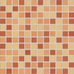 GDM02044-Pool oranžová mozaika 30x30