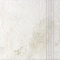 DCP3B692 Como bílá schodovka 33,3x33,3x0,8