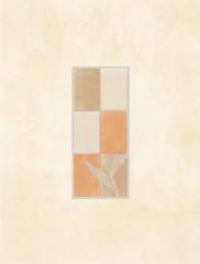 WILKB230-Patina vícebarevná dekor - vkládaný střed 25x33x0,