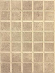 WARKB232 Patina šedo-béžová obkládačka-mozaika 25x33x0,7