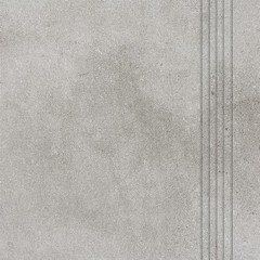 DCP3B696 Form šedá schodovka 33,3x33,3x0,8
