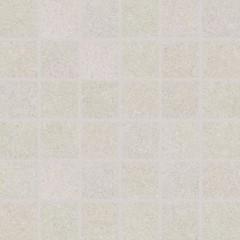 DDM06632 Rock bílá mozaika 4,7x4,7x1 30x30
