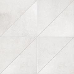 DDP3B695 Form světle šedá dekor 4ks 33,3x33,3x0,8