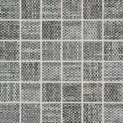 WDM06502 Next tmavě šedá mozaika set 30x30 4,8x4,8x1