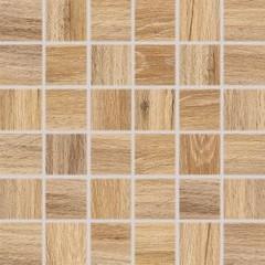 DDM06717 Faro světle hnědá mozaika set 30x30 4,8x4,8x1