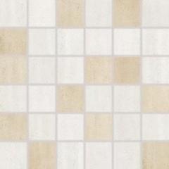 WDM05014 Manufactura světle béžová mozaika4,7x4,7x0,7 30x30