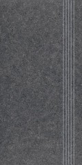 DCPSE635 Rock černá schodovka 29,8x59,8x1