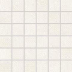 WDM05090 Trinity bílá mozaika 4,8x4,8x0,7 30x30