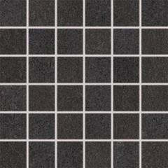 DDM06613 Unistone černá mozaika 4,7x4,7 29,8x29,8x1,0