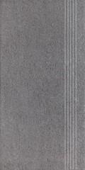 DCPSE611 Unistone šedá schodovka 29,8x59,8x1,0