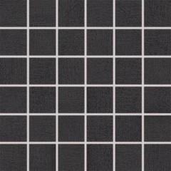 WDM06052 Tendence černá mozaika 30x30 cm 4,7x4,7x1
