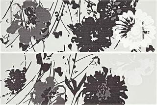 WITVE005 Tendence černo-bílá dekor 19,8x59,8x1