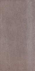 DCPSE612 Unistone šedohnědá schodovka 29,8x59,8x1,0