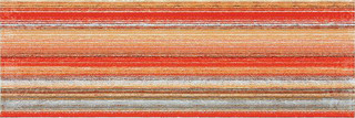 WITVE007 Tendence červeno-oranžová dekor 19,8x59,8x1
