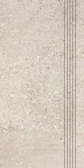 DCPSE669 Stones hnědá schodovka 29,8x59,8x1