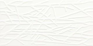 Adilio bianco sciana struktura rekt tree 29,5x59,5