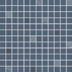 WDM02511 Up modrá mozaika set 30x30 2,3x2,3x1