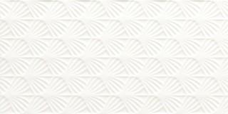 Adilio bianco sciana struktura rekt fan 29,5x59,5