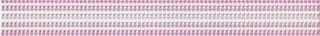 WLAMH015 Vanity fialová listela 39,8x4x0,7