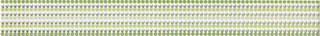 WLAMH014 Vanity zelená listela 39,8x4x0,7