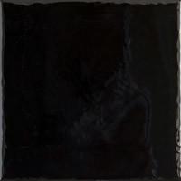 Tamoe nero obklad ondulato 19,8x19,8