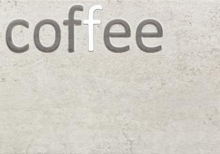 Dekor Gris Coffee 25x36