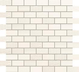 Mozaika Grafite white 29,8x29,8