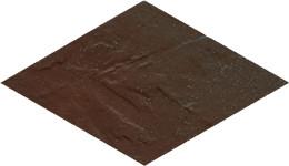 Semir brown romb 14,6x25,2