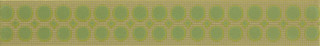 Optica green border modern 5x35