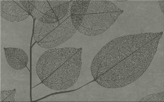Lussi grey inserto leaf B 25x40
