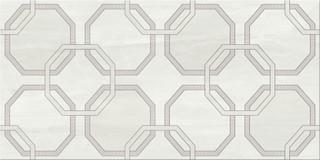 City light grey inserto geo 29,7x60
