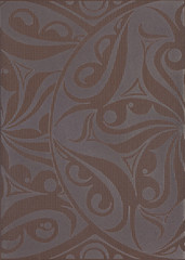 Optica brown inserto circles 25x35