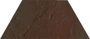 Semir brown trapez 12,6x29,6