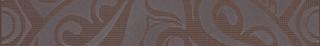 Optica brown border circles 5x35