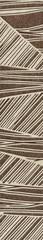 Sextans beige lišta mat 7,2x40