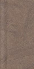 Arkesia mocca stopien gres rekt 29,8x59,8