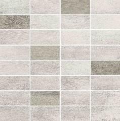 Floorwood white-beige mix mosaic 29x29,5