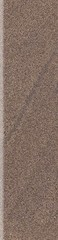 Arkesia mocca sokl satyn 29,8x7,2