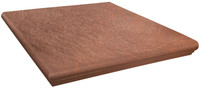 Solar brown kapinos corner structured 33x33