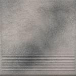 Solar grey steptread structure 30x30